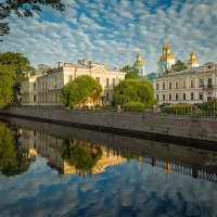 Никольский морской собор. Санкт-Петербург. :: Игорь Соболев