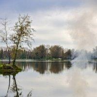 Костёр Осени :: юрий Амосов