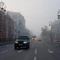 Туман 2 :: Людмила Цвиккер