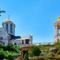 Девичий монастырь г.Ессентуки :: Николай Малявко