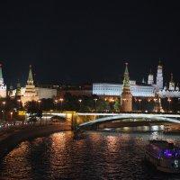 река Москва :: Александр Матюхин