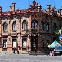 По улицам Хабаровска. :: Виктор Иванович