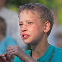 Мальчишки с нашего двора... :: Александр Попов