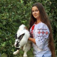 В гостях на Украине :: Наталья Малкина