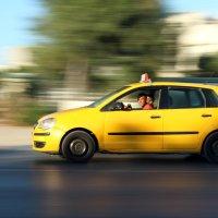 taxi :: Annie Amar