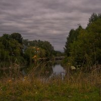 Хмурый сентябрь :: Владимир Макаров