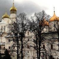 Московский кремль :: vlad. alferow