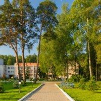 #Рыбинск#Санаторий  Воровского.. :: ВЯЧЕСЛАВ КОРОБОВ