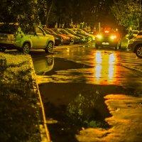 Ночь в Москве :: Игорь Герман