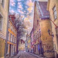 Эстония, Таллин! :: Натали Пам