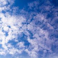 Небо в моем городе :: Марина Кириллова