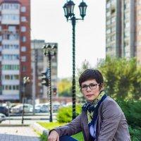 Осень, привет. :: Наталья Новикова (Камчатская)