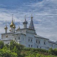 Свято-Троицкий Никольский мужской монастырь г.Гороховец :: Сергей Цветков
