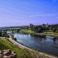 Река Неман :: Евгений Дубинский
