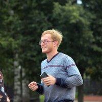 Я так  рад! :: Виталий Селиванов