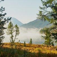 утро на озере Кёк-кель 1 :: Николай Мальцев