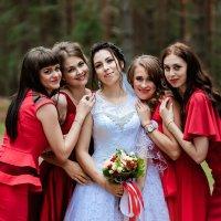 Подружки :: Анастасия Чеснокова