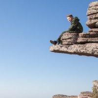 Покоряя новые высоты.... :: Sergey Apinis