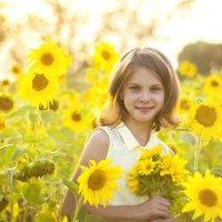 Солнце :: Каролина Савельева