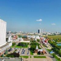 Вид с 18 этажа гостиницы Измайлово Альфа :: Анастасия Белякова