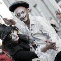 «Шляпа» - фестиваль уличных артистов в Новосибирске :: @ fotovichka