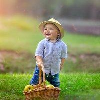Солнечный малыш) :: Irina Jesikova