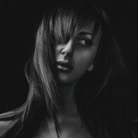 A strange portrait. Странный портрет. :: krivitskiy Кривицкий