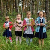 Золотая осень Первого класса :: Дмитрий Конев