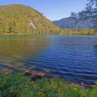 Озеро Тёплое :: Анатолий Иргл