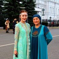 На открытии Шестого международного фестиваля тюркоязычных театров :: Наталья Тагирова