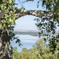 Вид на озеро Кандры-куль :: Юрий Казарин