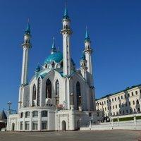 Казань мечеть Кул-Шариф :: Ирина Рачкова