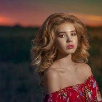 Портрет Ксении :: Женя Рыжов
