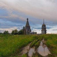 Вознесенская церковь 1651 г :: Galina