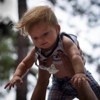 Не бойся сынок,я с тобой! :: Leha F