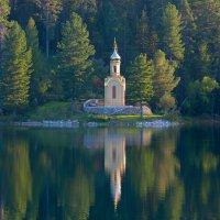 Отражение в воде :: Анатолий Иргл