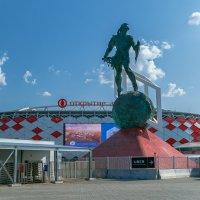 Стадион Спартакт :: Екатерина Рябцева