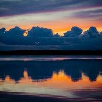 озеро Белое :: Валерий Гудков
