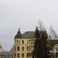 Кошкин дом :: Анна Воробьева
