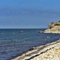 Один из пляжей Палдиски :: Елена Павлова (Смолова)