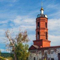 Восстановление церкви :: Любовь Потеряхина