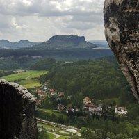 Природный национальный парк Саксонская Швейцария :: Константин Тимченко
