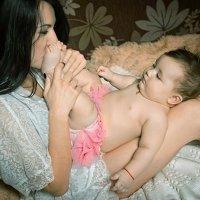 С мамой! :: Вячеслав