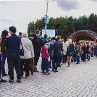 Очередт за призом от ДОДО пица! :: Ирина Антоновна