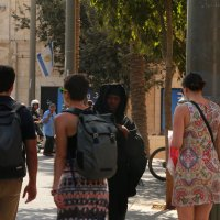 лица Иерусалима :: Александра