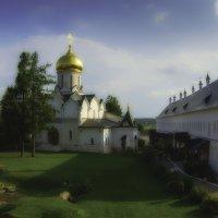 Савво-Сторожевский монастырь в Звенигороде. :: Александр Белоглазов