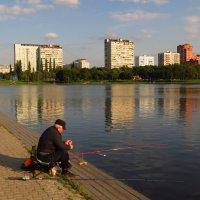 И чтоб никто не мешал! :: Андрей Лукьянов