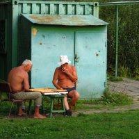 Во как загорели за лето! :: Андрей Лукьянов