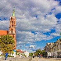 Старый город Белостока :: Tatsiana Latushko