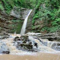 Водопад Девичья Коса :: Мария Климова